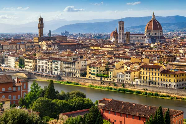 Full Day at Florence with