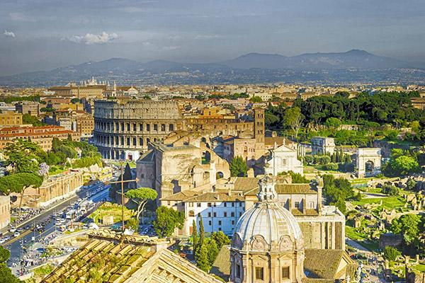 Ein Tag im antiken Rom �