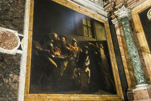 Kunst-Rundgang durch Rom