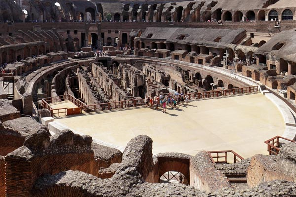 VIP Gladiator Entrance, F