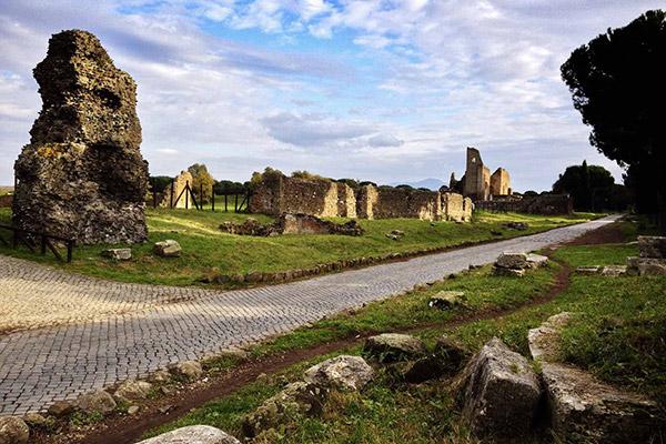 Römisches Umland, Rundga