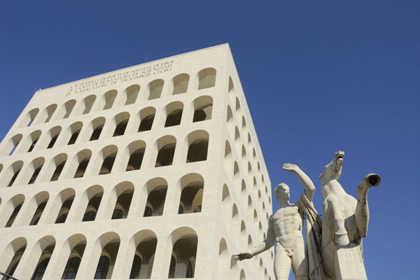 Mussolini's Fascist Rom