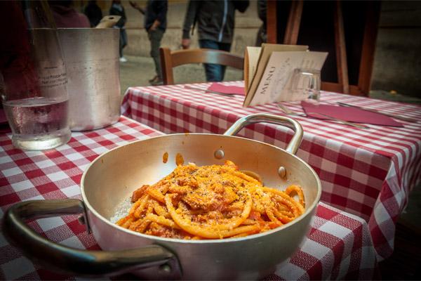 Matälskare Rom - Mat- oc