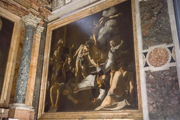 Discovering Caravaggio, R