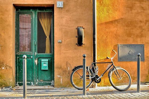 Jewish Ghetto & Trastever