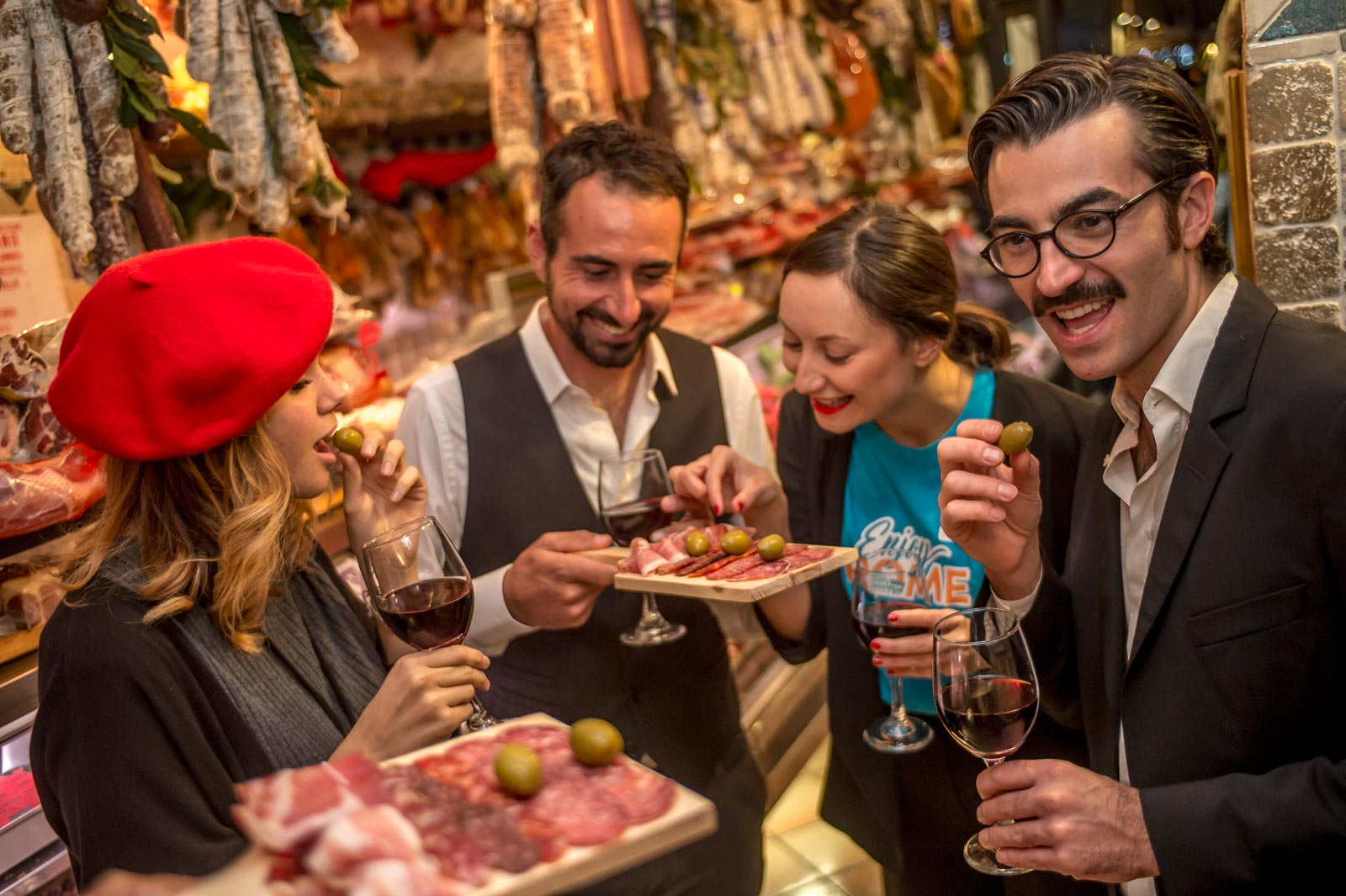 A Taste of Rome Food Tour
