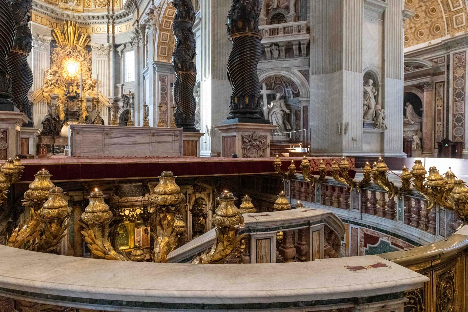 梵蒂冈博物馆和圣�