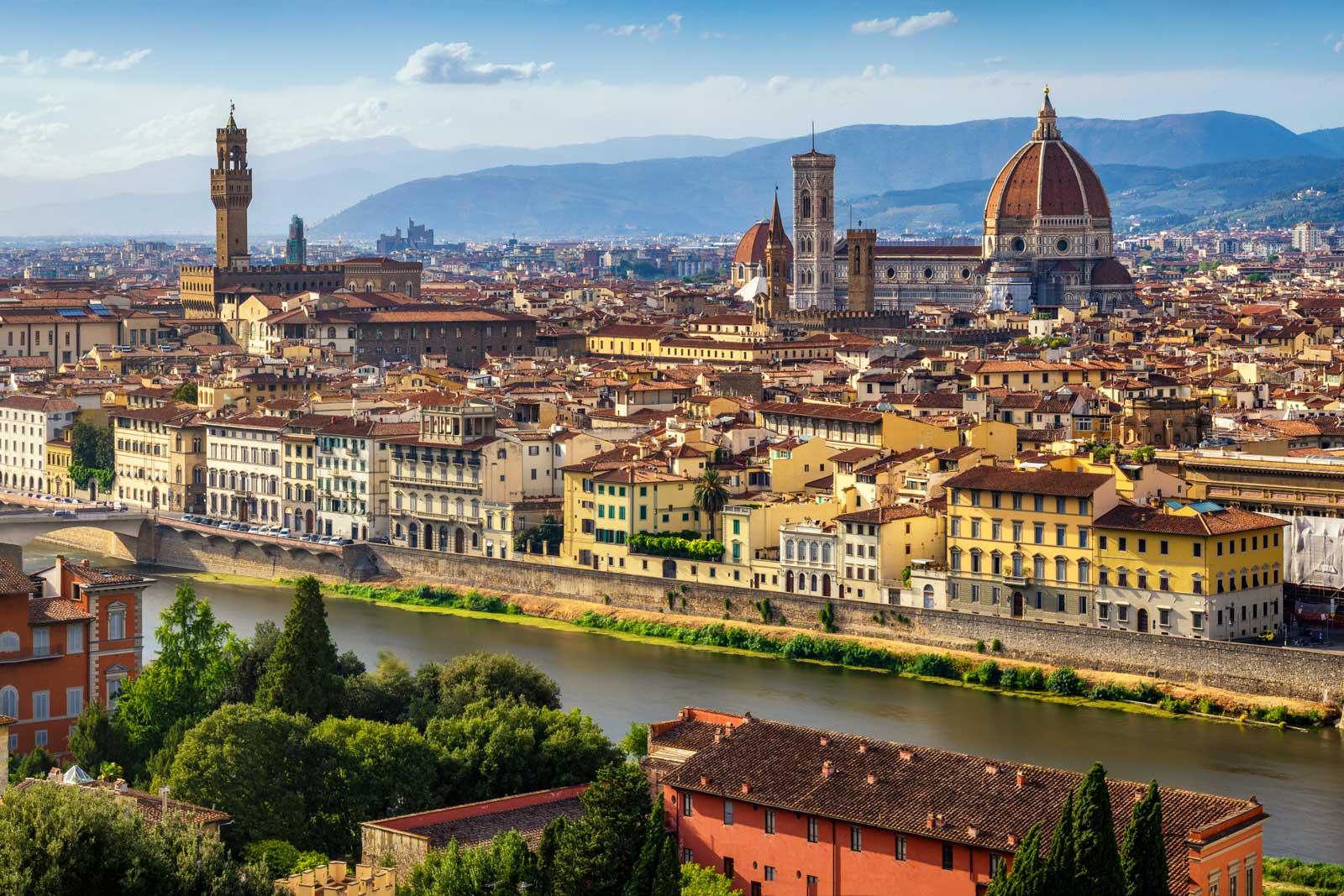Disfruta de Florencia en