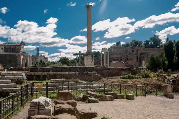 Aprende todo sobre el Foro Romano y la Antigua Roma - el imperio más poderoso que jamás haya existido.