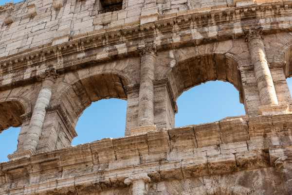 Visit the incredible symbols that remain from the powerful Ancient Roman Empire beginning with the <b>Colosseum</b>. The most recognizable monument that ever existed, the <b>Colosseo</b> is as significant as it is striking – and still continues to amaze well over a thousand years later.