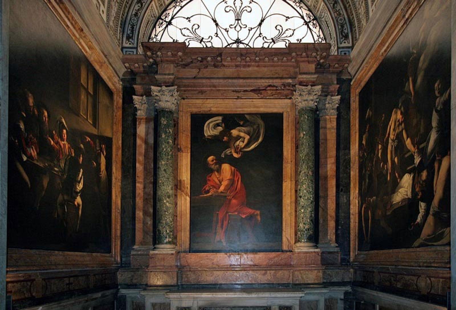 Rome Art Walking Tour and