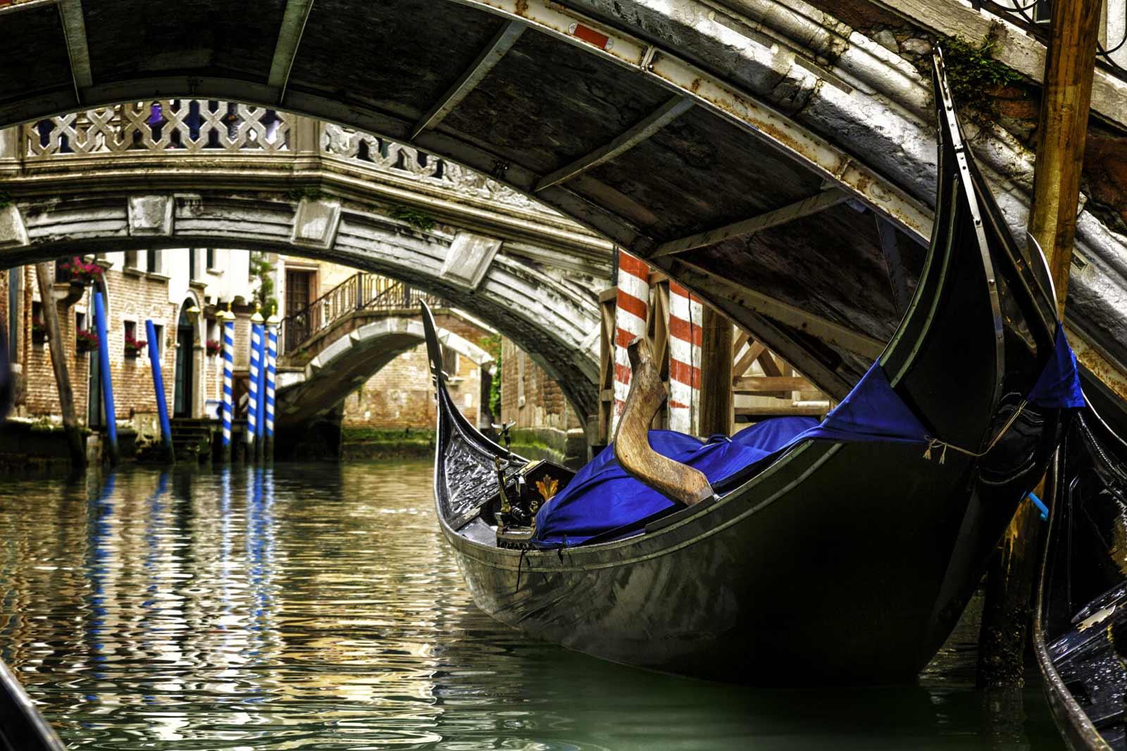 Venezia, escursione in Go