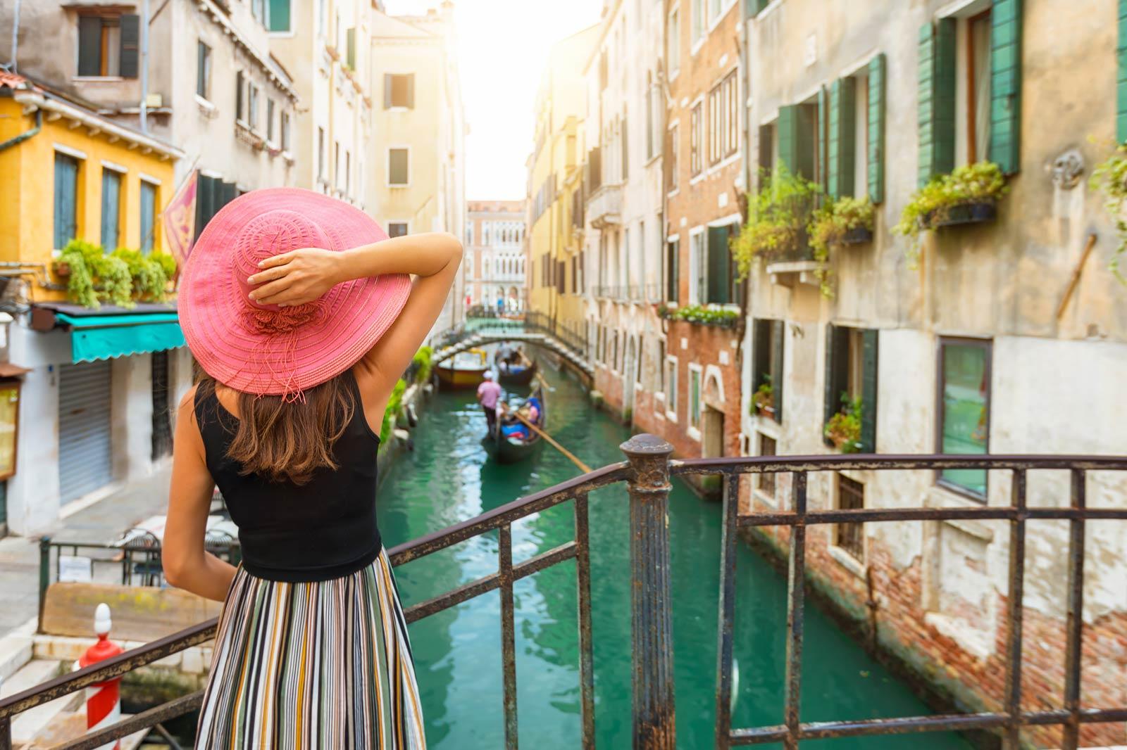 Tour a piedi di Venezia �