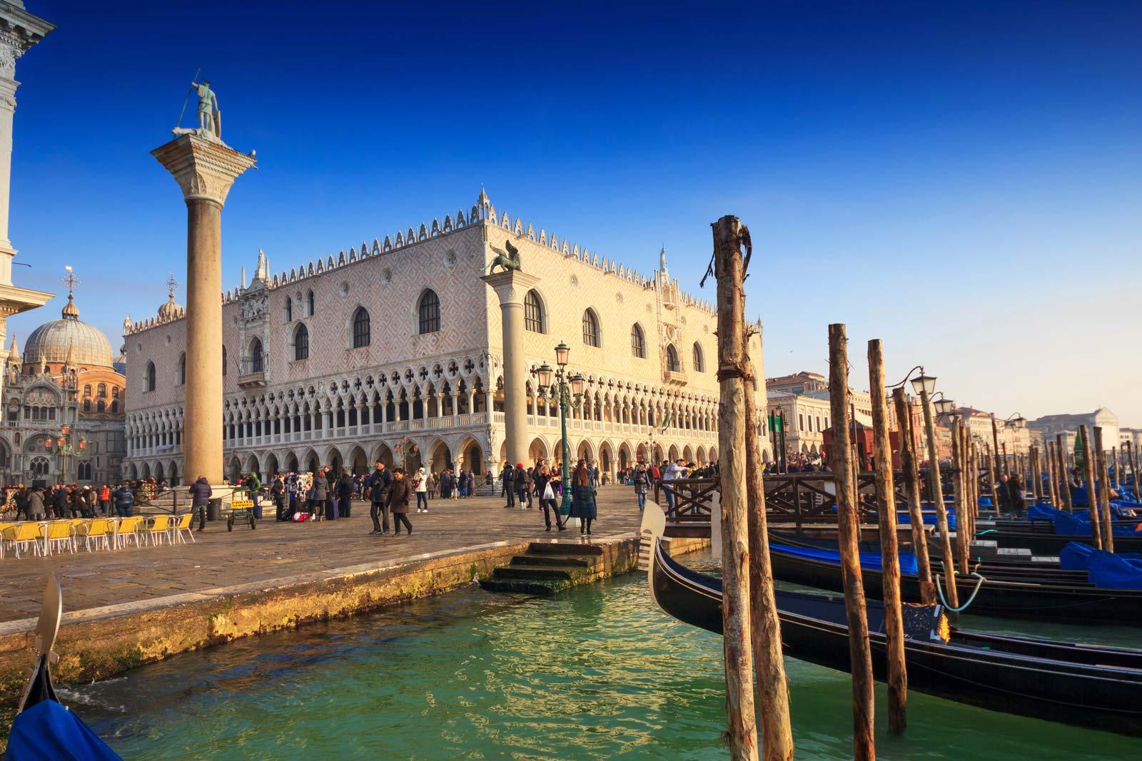Tour di Venezia a Palazzo